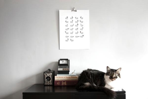 Cat Letter 2