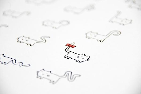 Cat Letter 3