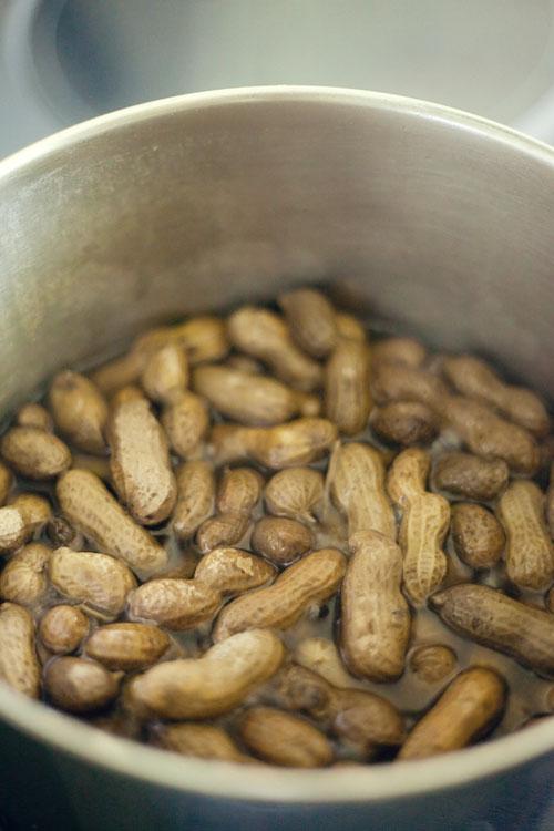 Boiled Peanuts 1